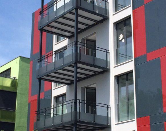 Balkone Allgemein