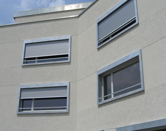 Fensterzargen